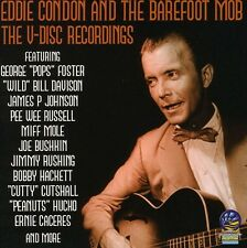 V-Disc Recordings - Condon,Eddie & The Barefoot Mob (2011, CD NEUF)