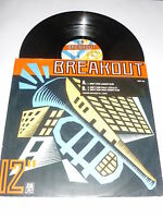 "LA MIX - Don't Stop [Jammin'] - 1987 UK 3-track vinyl 12"" Vinyl single"