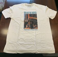 Beastie Boys Beyond The Streets Paul's Boutique Anniversary Shirt Size XL RARE!