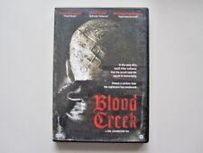 BLOOD CREEK - DVD