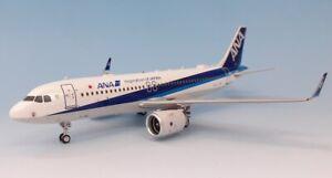 AIRBUS A320-271N, ANA, REG: JA219A WITH STAND - JFOX JFA320025 1/200