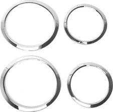 Tuning Trim Ringe Headlight rings Hauptscheinwerfer passend für Jaguar S-Type
