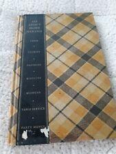 Depression Era Cookbook VINTAGE All About Home Baking 1933