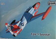 Sword 1/72 SW72072 Lockheed T2V-1 Seastar Model kit