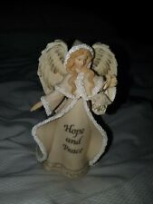 Yankee Candle Hope And Peace Angel Votive Holder