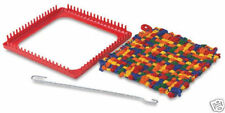 SALE!  POTHOLDER LOOM! KIDS CRAFT! USE TO WEAVE WITH LOOPS! GREAT FOR SENIORS!