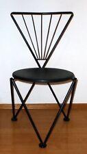 Jochen Hoffmann Stühle Bonaldo Vintage Design Chair Memphis