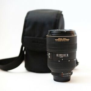 Nikon 28-70mm f2.8 D ED IF AF-S Autofocus Lens w/ Silent Wave Motor