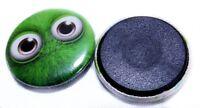 100 Buttonrohlinge 25mm mit Magnetrückseite Badgematic Buttonmaschine Handmade