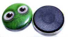 50 Button sbozzi 25mm con retro magnetico badgematic Button macchina handmade