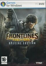 FRONTLINES Fuel of War - SPECIAL EDITION - PC Brand New