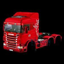 HERCULES 1/14 RC Scania TAMIYA Midtop cabina verniciatura Auto Shell Trattore Camion