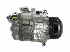 BMW X5 SUV E53 AIR-CONDITIONER COMPRESSOR AC PUMP 3.0D 64526918000