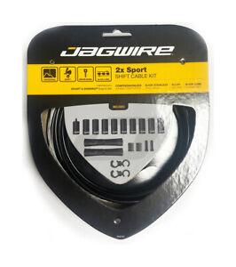 Jagwire 2 x Sport Shift Kit - Gear Cable Set