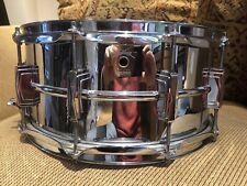 Ludwig Supraphonic LM402 snare drum 14 x 6.5 John Bonham 2004 Superb Condition