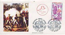 ESSAIE SERIGRAPHIE DE GALBIOR  PREMIER JOUR 1980 ROCHAMBEAU ARRIVEE A NEWPORT
