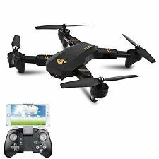 Visuo Drone XS809HW Selfie Drone 0.3MP 720P Camera...