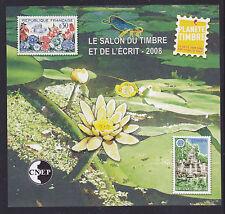 BLOC CNEP N° 51 ** PARIS SALON DU TIMBRE 2008, NEUF