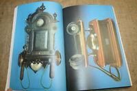Fachbuch 100 J. historische Telefone, Fernsprecher, Telegrafie, Fernmeldetechnik