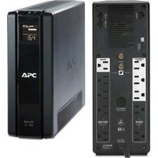 APC BX1500G Power Saving Backup-UPS Pro 1500VA 865W 120V USB New Batteries