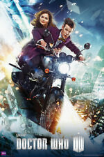 Doctor Who Bike TV Show Poster 24x36