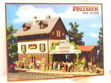 Vollmer H0 3150 Märklin Jubiläumsbahnhof OVP (Z4863)