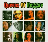 Various Artists - Queens Of Reggae - Various Artists CD FSVG The Cheap Fast Free