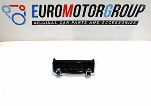 BMW A/C Control Panel, Posteriore Cabin 61319399331 7' G11 G12 G11 LCI
