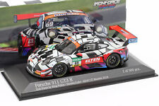 Porsche 911 (991) GT3 R #69 GT Masters 2018 Iron Force by Ring Police 1:43 Minic