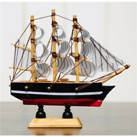 ds Modello Miniatura Decorativa Barca Galeone Pirati Confection 13,5x13,5cm moc