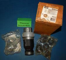 Hubbell HBL460PS2W Insulgrip Pin & Sleeve Plug 60Amp 250VDC 600VAC