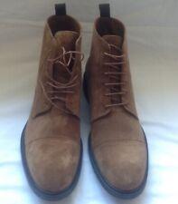 Paul Smith Men's Shoe Jarman Brown Boots.