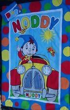 Vintage Noddy Duvet single Cover Set