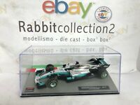 "DIE CAST "" MERCEDES W08 EQ POWER + - 2017 LEWIS HAMILTON "" FORMULA 1  1/43"