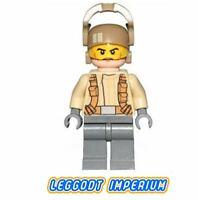 LEGO Minifigure Star Wars - Resistance Trooper - Force Awakens sw698 FREE POST