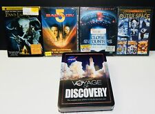 Pan'S Labyrinth -Close Encounters Of The Third Kind -Babylon 5-Outer Space Dvd's
