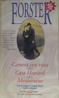 Camera con vista-Casa Howard-Monteriano - Forster - Libro nuovo in Offerta!