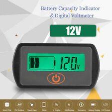 12V Plomb Acide Batterie Indicateur Intuitive Voltage Écran D'Affichage