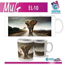 MUG ELEPHANT FELIN  - GRADE A - IMPRESSION PAR SUBLIMATION - EL-10