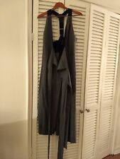 NEW WITH Tags Designer Marc Jacbos Grey Long Dress