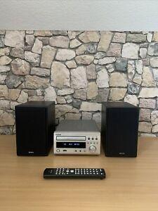 Denon RCD-M37 CD Receiver MP3 USB