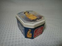 Uneeda National Biscuit Co Raincoat Boy Tin Box Canister Remake by BristolWare