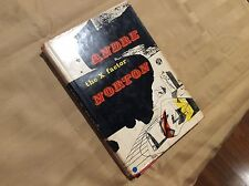1965 THE X FACTOR BY ANDRE NORTON FIRST EDITION