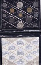 1988 Italia Serie divisionale FDC 500 Lire DON BOSCO argento Repubblica italiana