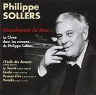 27843 // LA CHINE DANS LES ROMANS DE PHILIPPE SOLLERS DEROULEMENT DU DAO CD NEUF