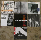 LOT of 7 JOE JACKSON 45rpm Picture Sleeves (only)