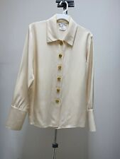 Yves Saint Laurent Blouse 42