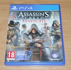 Assassins creed Syndicate Game for Sony PS4 Playstation 4