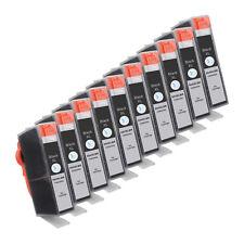 10 BLACK 564XL BK Ink Cartridge for HP Printer Photosmart 5510 5515 5520 5525