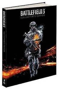 Battlefield 3 Collectors Edition Game Guide (Prima Official Game Guides), sealed